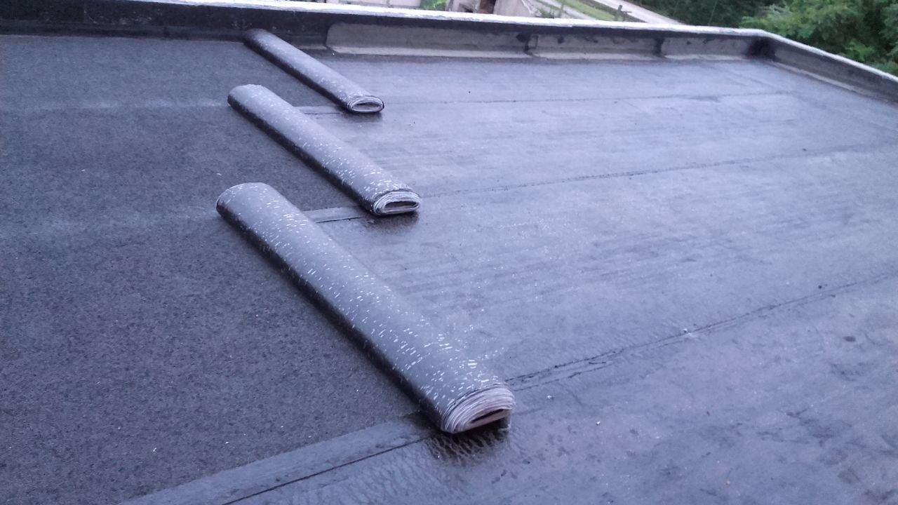 Etanchéité toit plat