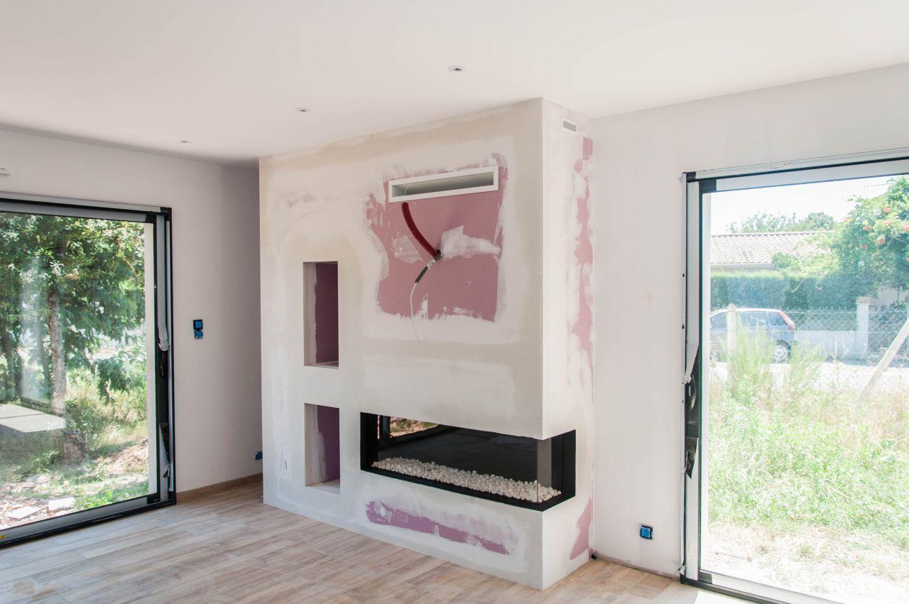 photo chemin e au gaz autres gironde 33. Black Bedroom Furniture Sets. Home Design Ideas