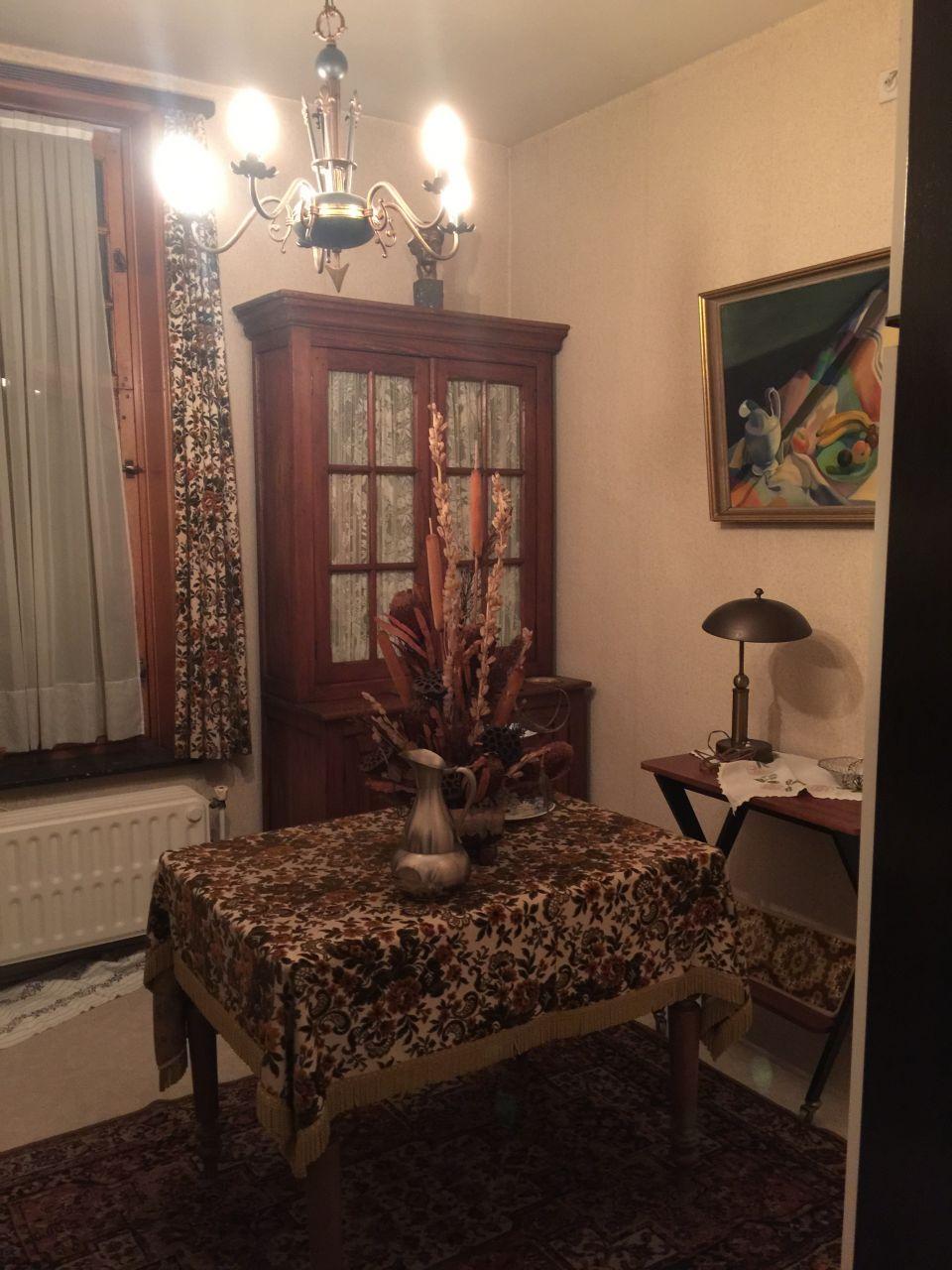 Chambre 2 avant que la maison ne soit vidée.