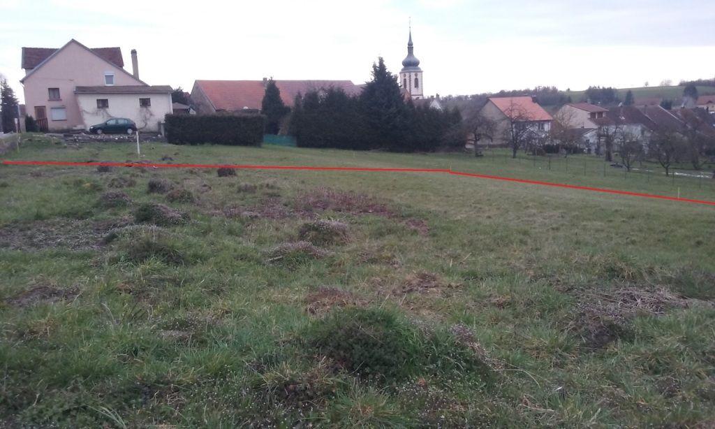 Round 2 nouveau terrain permis de construire accept for Sondage terrain avant construction