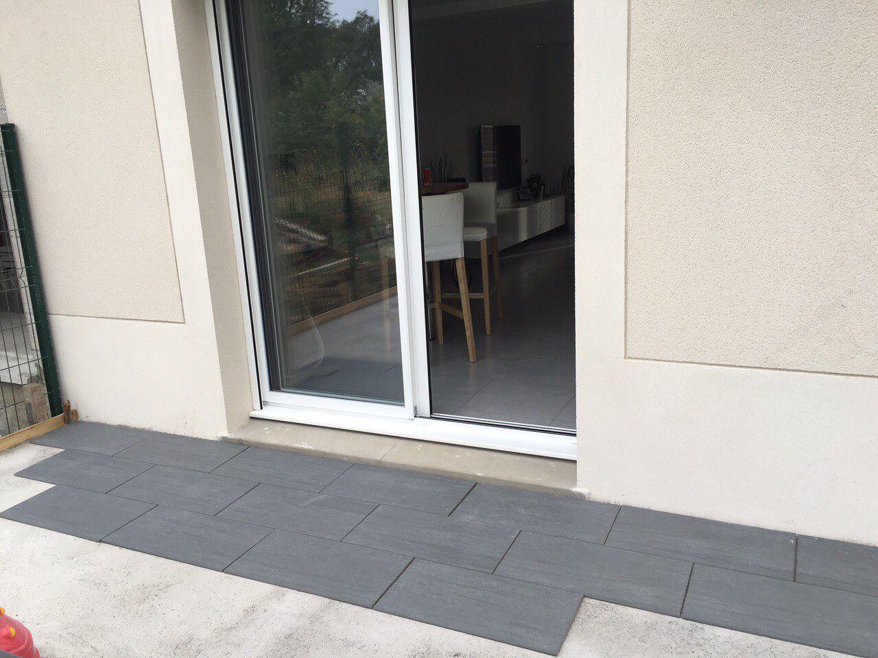 Chape finition terrasse rambouillet yvelines for Chape terrasse exterieure