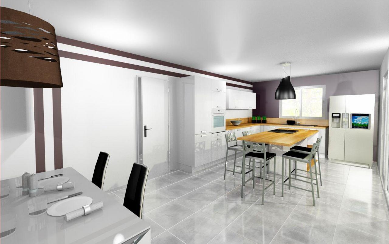 Notre projet maison individuelle tarn for Projet maison individuelle
