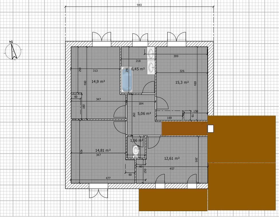 hauteur garage sous sol maison design