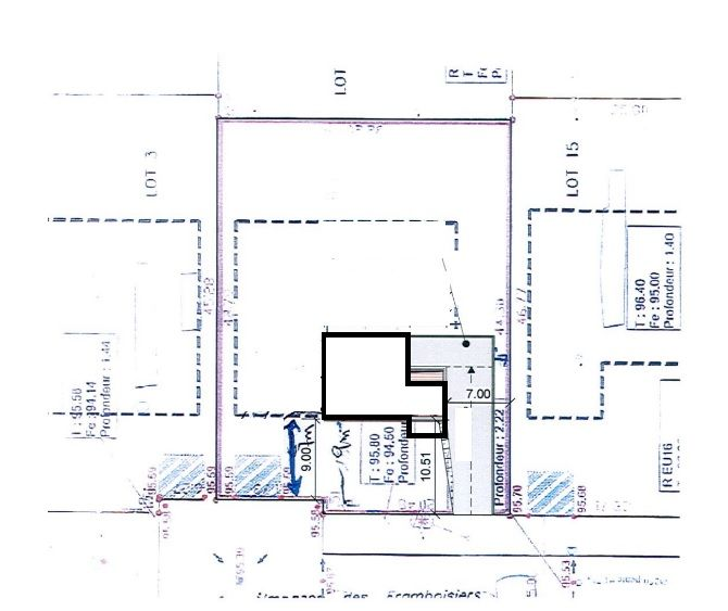 Version N Avis Sur Les Plans Maison R Partiel Facade Sud De