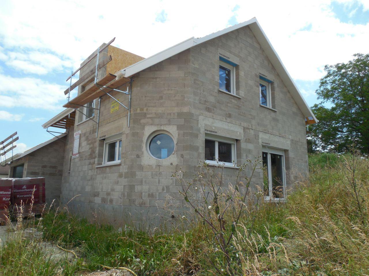 Fenêtre - Vue façade ouest