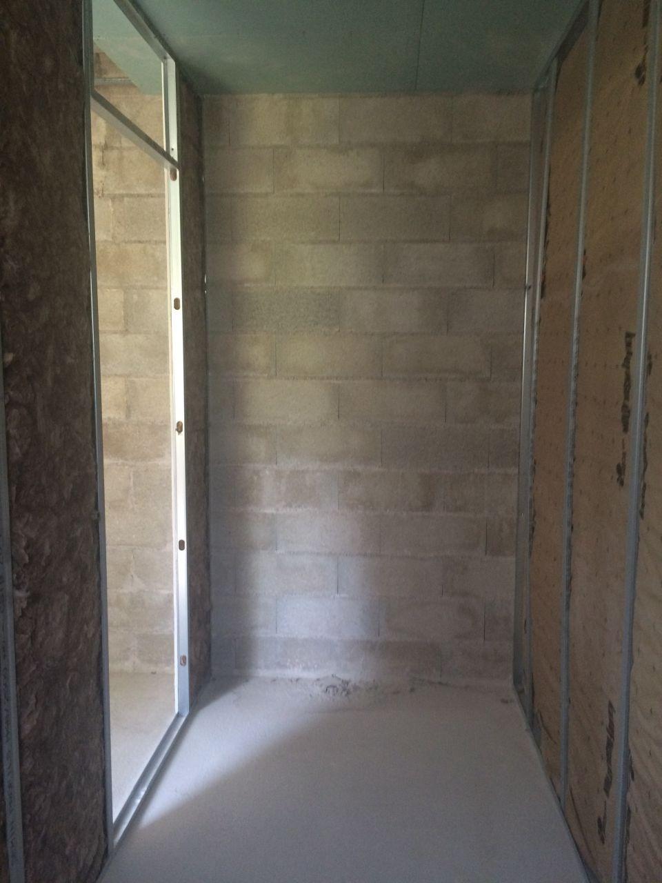 Isolation/Placo - Salle de bain suite parentale