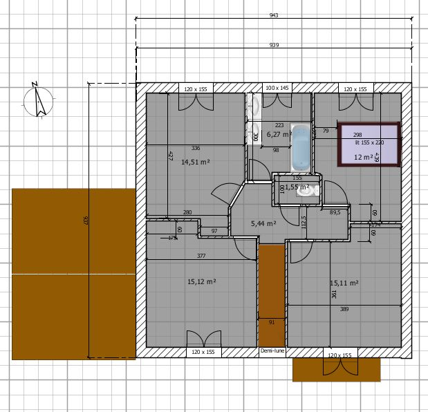 Etage maison V2