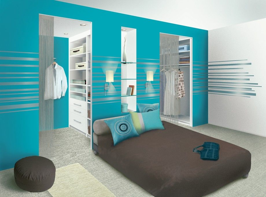 Beaucoup de monde adore l'agencement de cette chambre sa doit ètre son coté dressing! -  - Projet a suivre! -  - EDIT 15/01/12: la chambre est fini,on ...