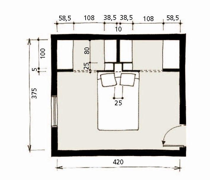 Décoration Espace parental 15m2 - Correze (19) - aout 2010