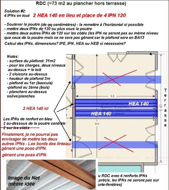 plans plancher