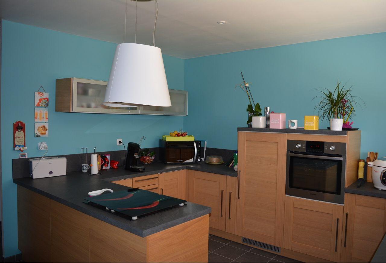 photo cuisine sols gris fonc233 le manoir eure 27
