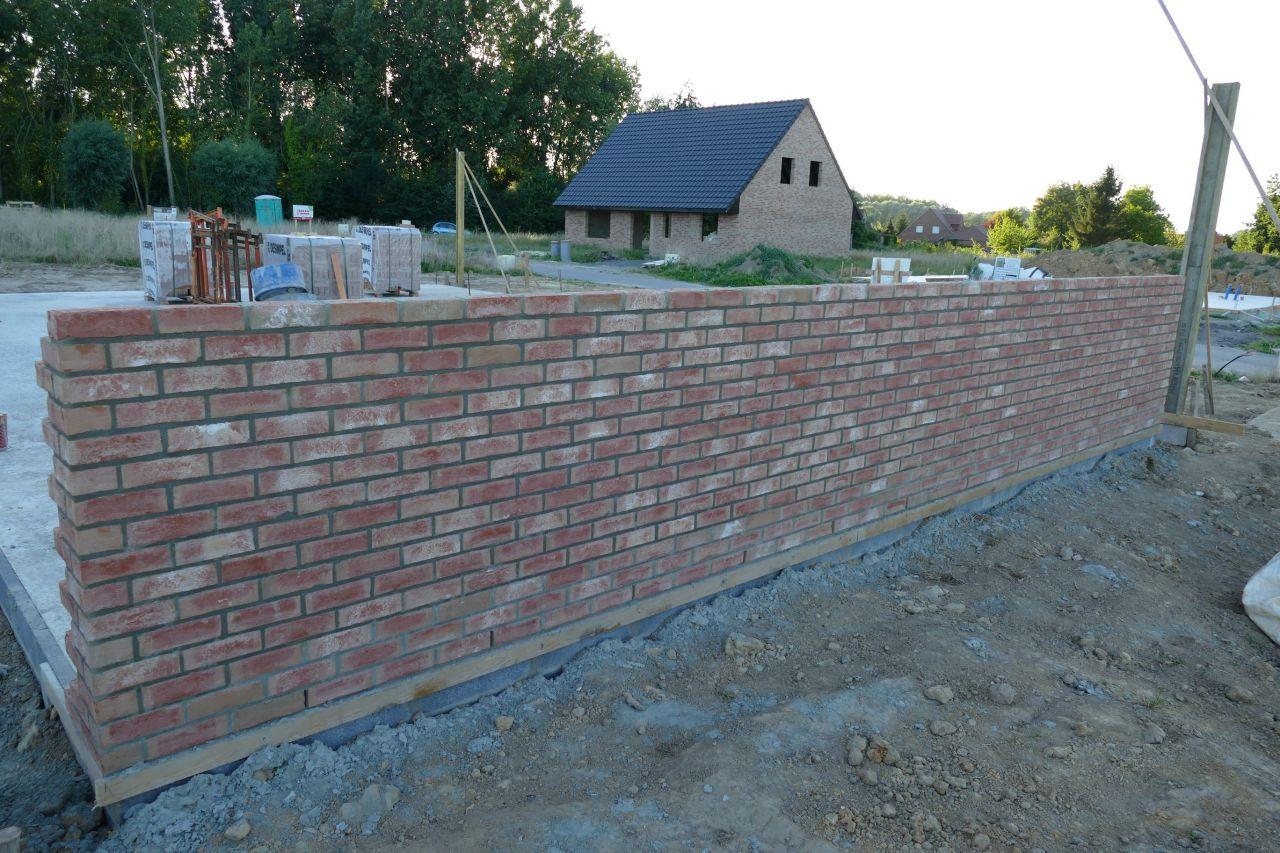Travail soigné de l'entreprise Villers Construction