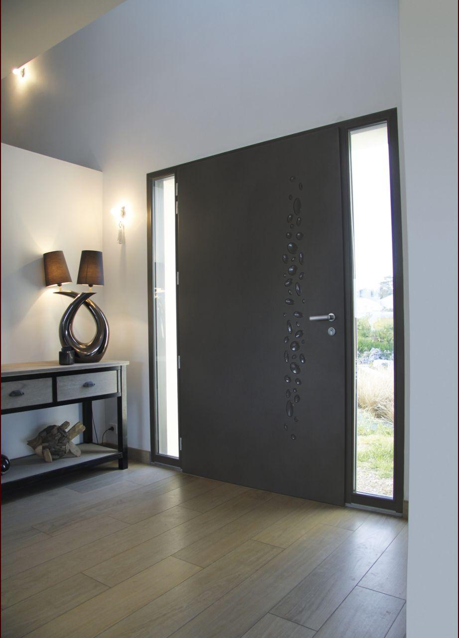 Porte BELM Galet + tierce de 400mm