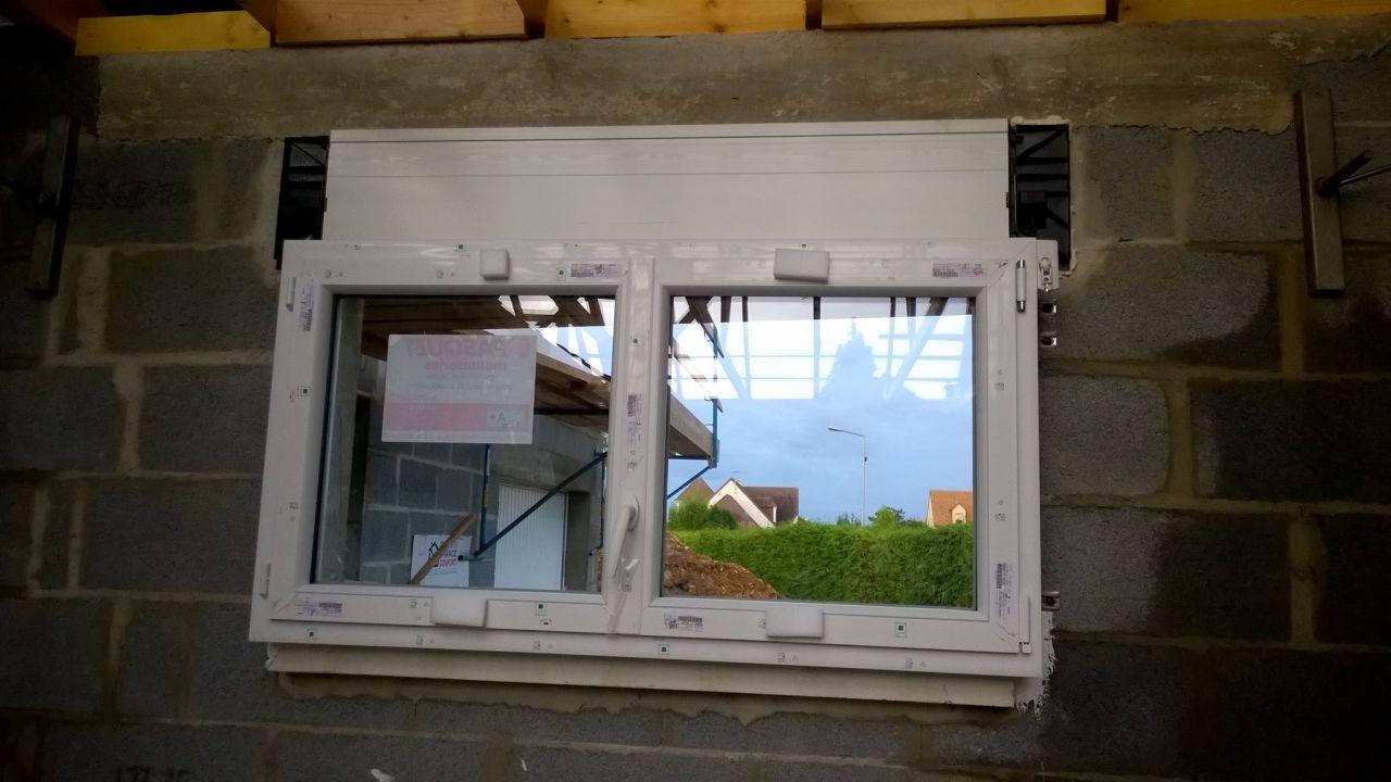 Pose fenêtre
