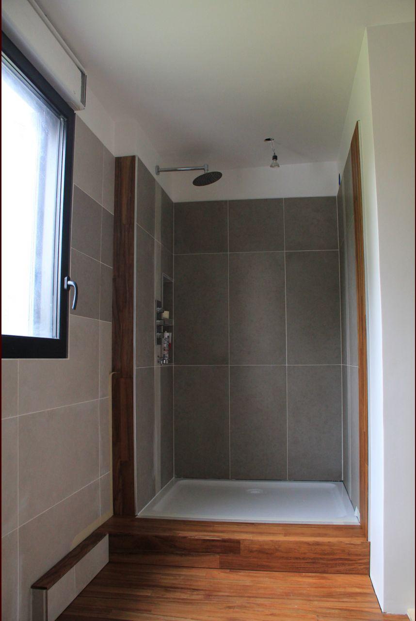 Douche toujours en cours!