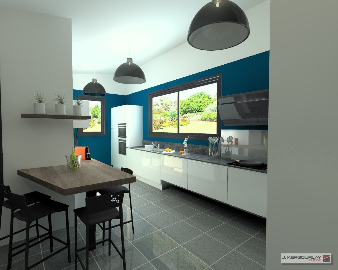 plain pied concarneau maisons arteco concarneau finistere. Black Bedroom Furniture Sets. Home Design Ideas