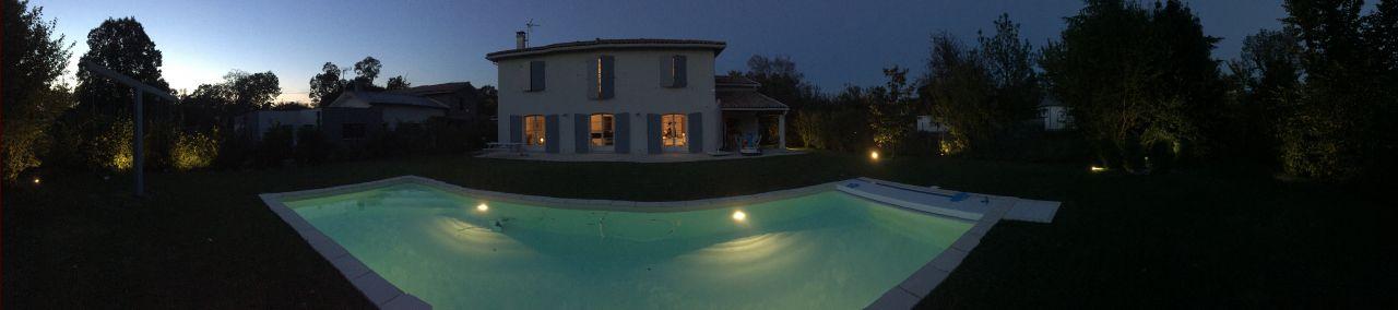 Fin de la saison piscine