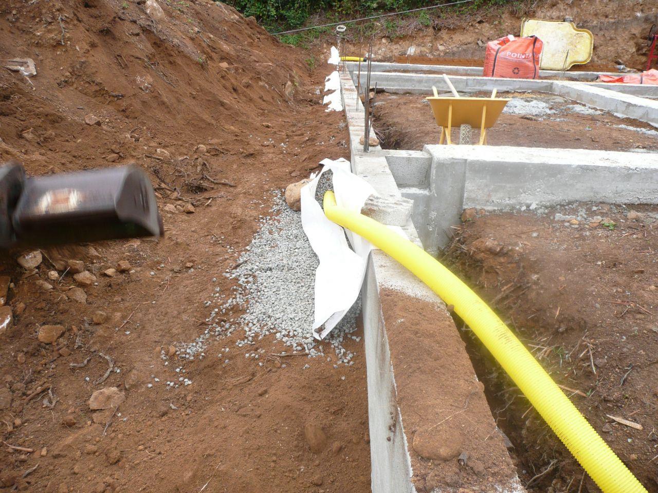 principe du drainage