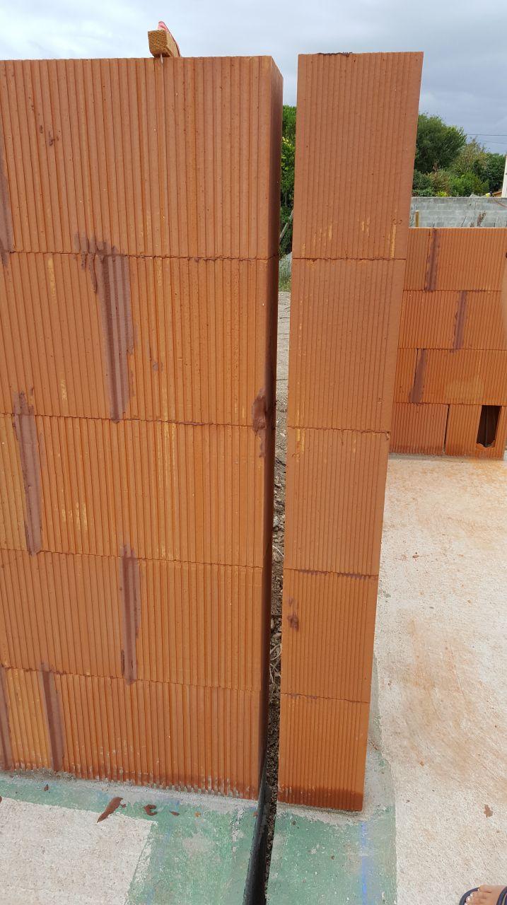 séparation mur anti-sismique