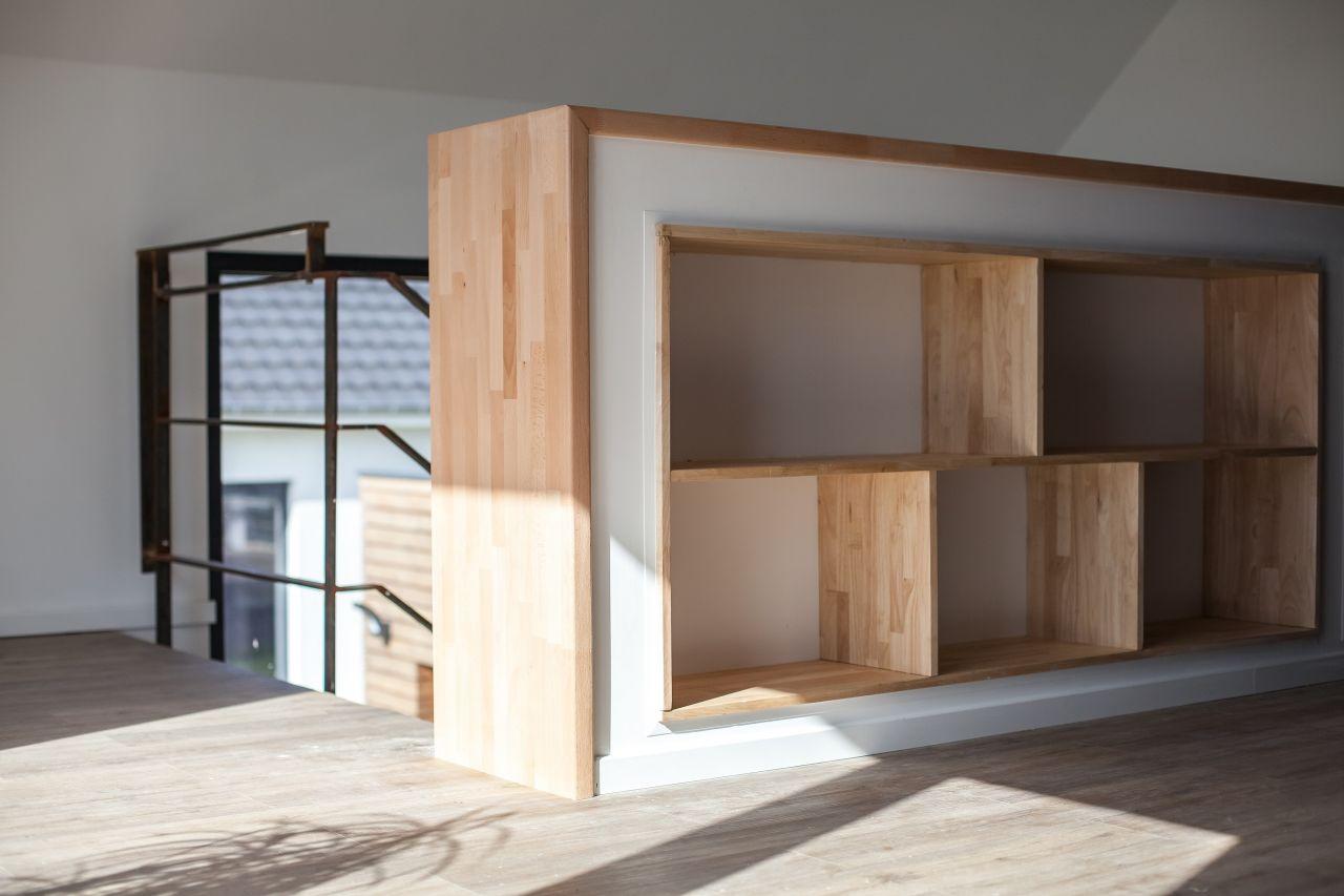 Rangements / niches en bois, fait maison !