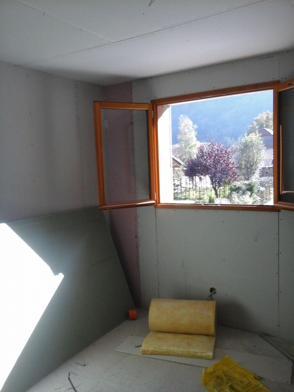 placo etage
