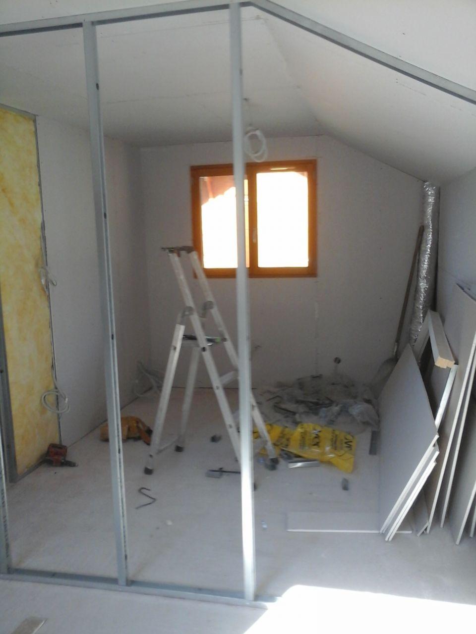 placo chambre