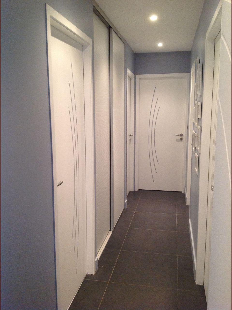 Photo deco couloir fini d coration d gagement for Jardin en couloir