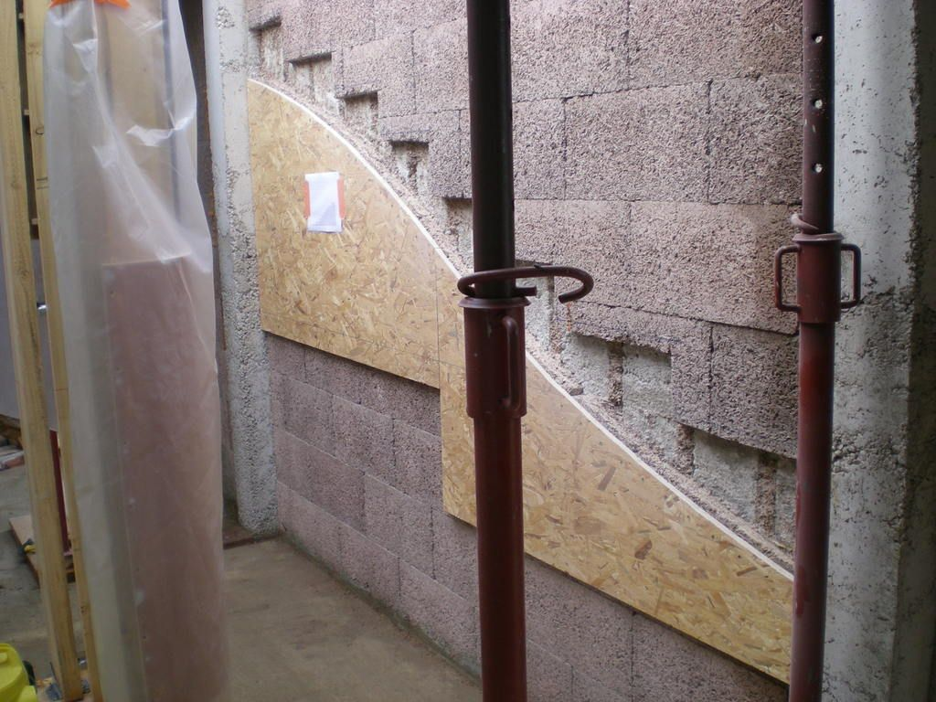 Gabaris de l'escalier