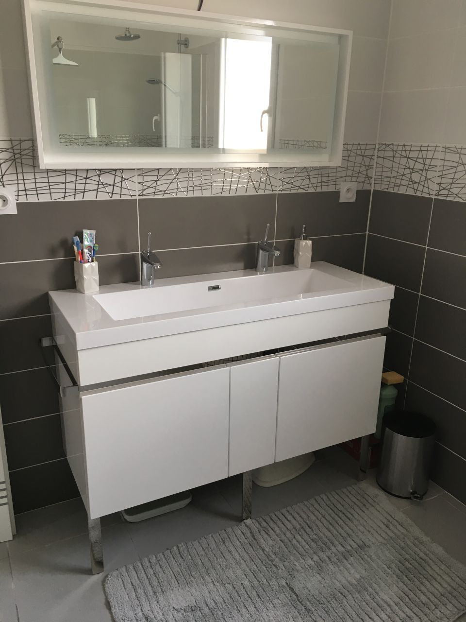 Salle d eau 5m2 for Refaire salle de bain 5m2
