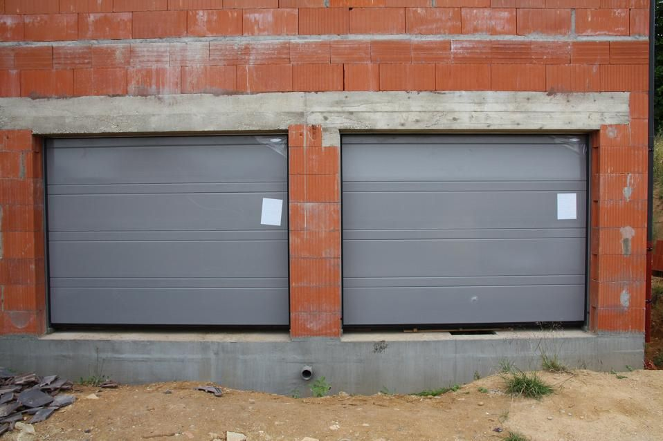 Autoconstrution en meuse meuse for Porte garage maison