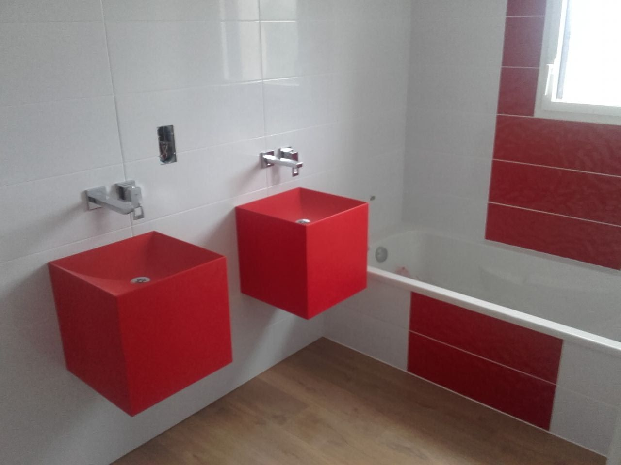 Salle de bains des loulous