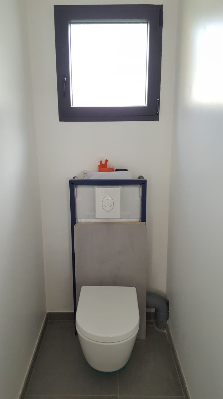 Installation provisoire