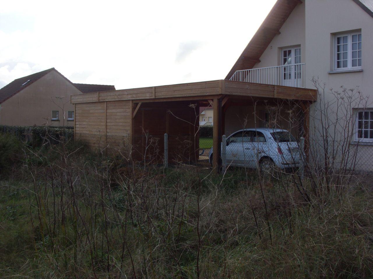 Proposition de garage par artisan
