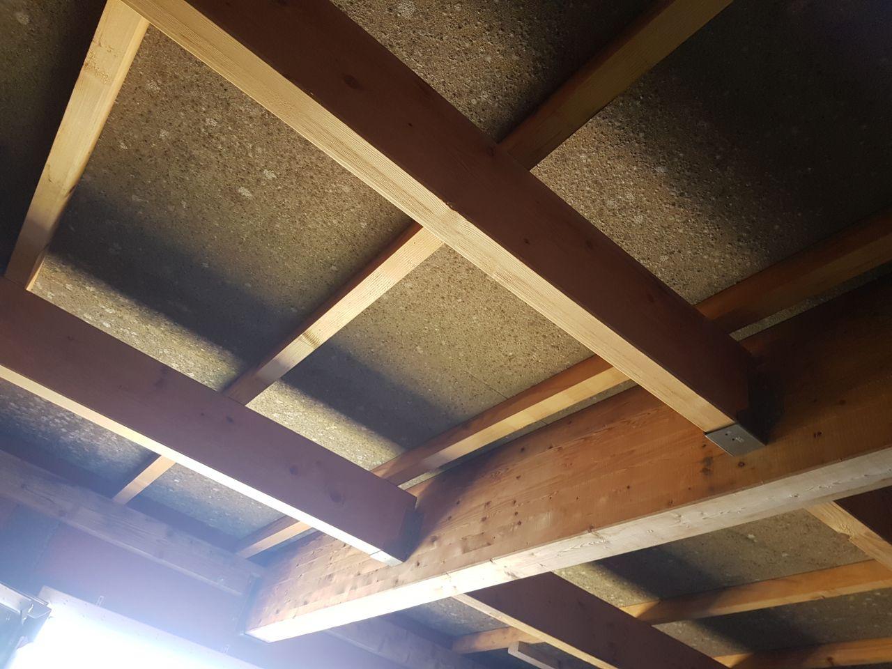 pb humidité toiture terrasse EPDM