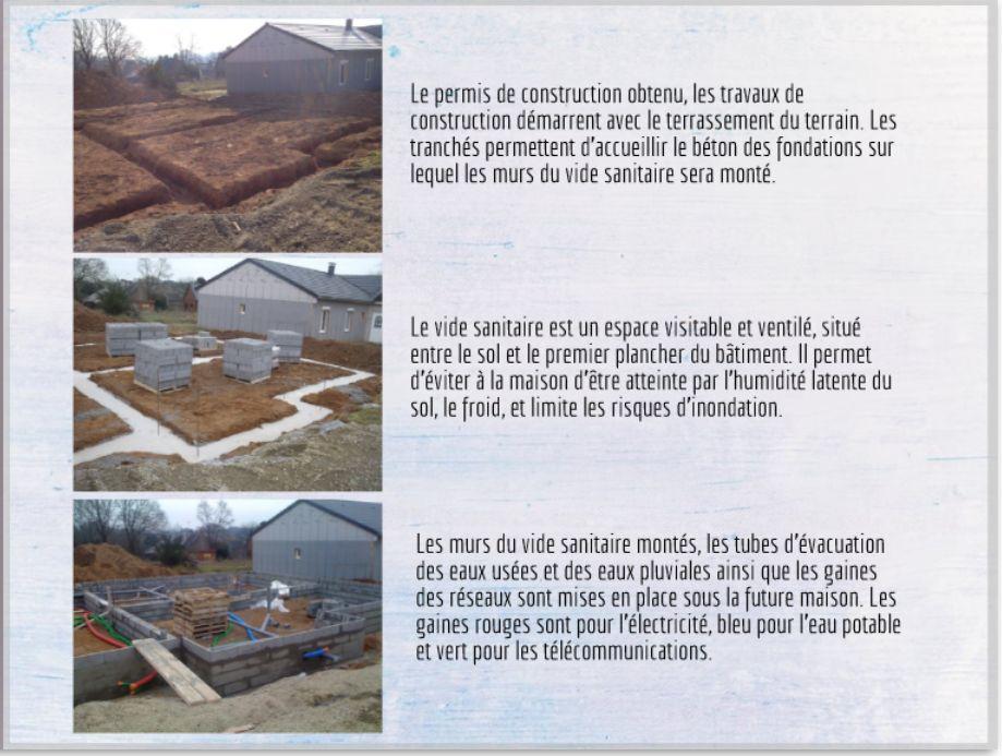 Maison Sans Vide Sanitaire Humidit Cool Maison Sans Vide Sanitaire