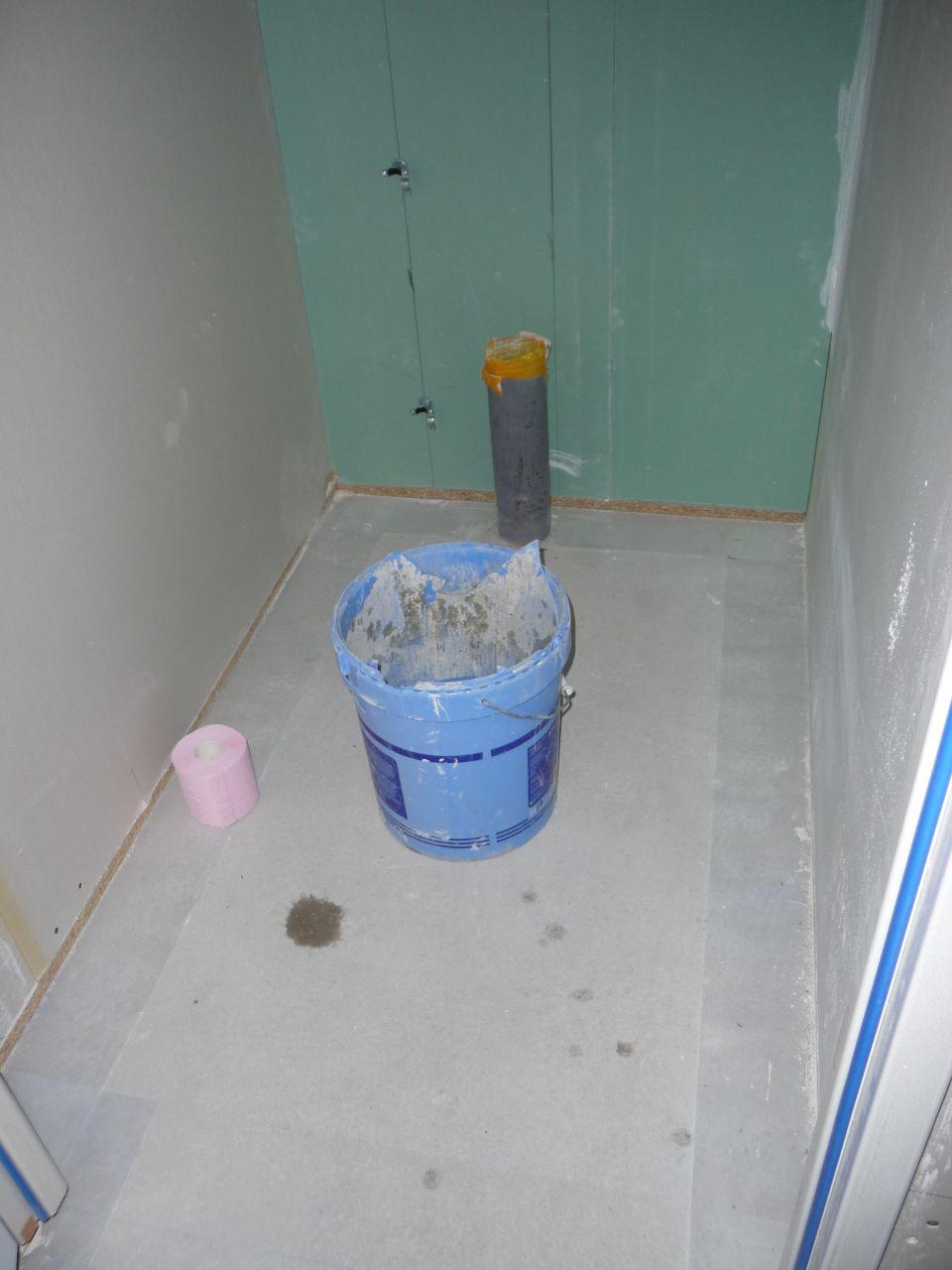 WC moderne tt équipé