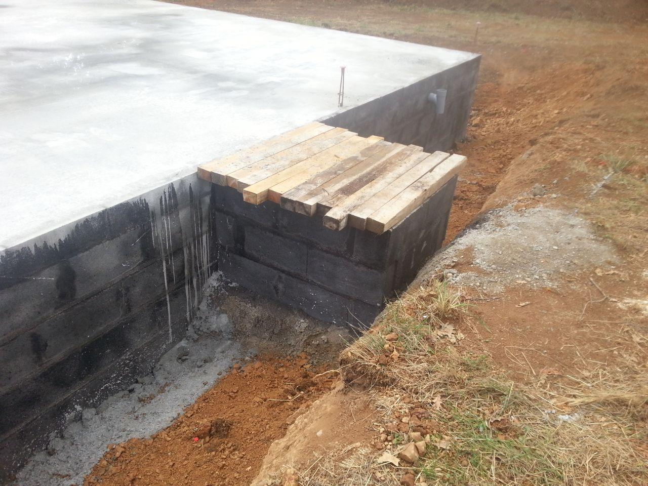 Les fondations vide sanitaire a avance confolens for Vide sanitaire ou pas