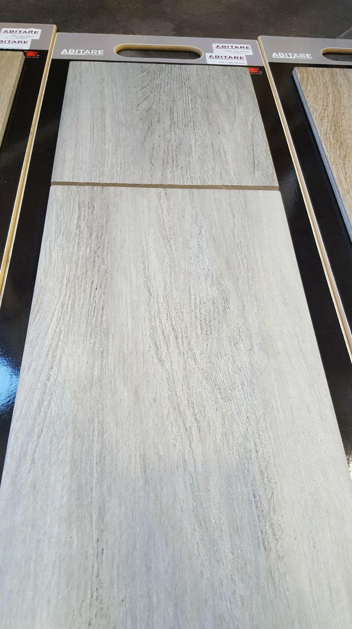 Carrelages effet bois pour les chambres, effet gris taupe