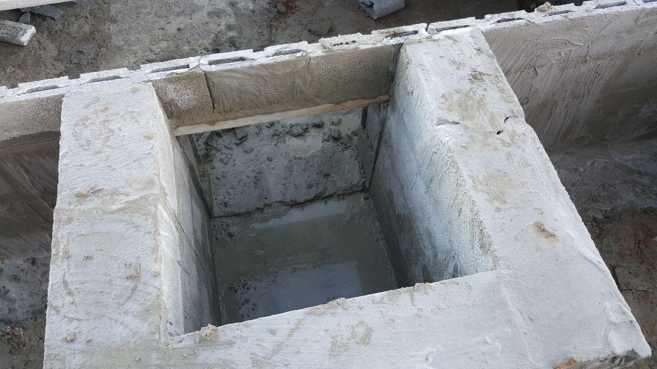 Acces vide sanitaire