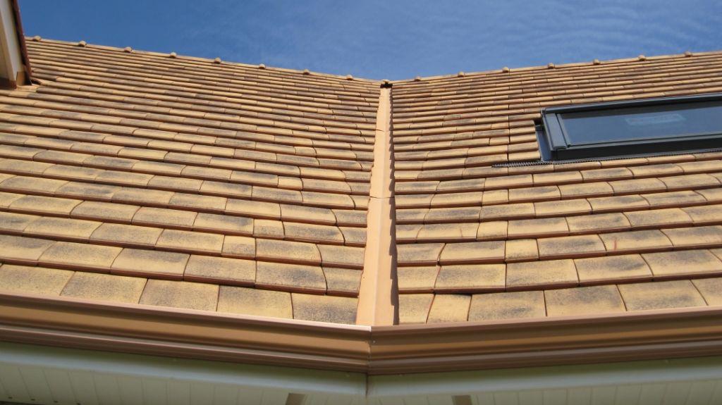 Que pensez vous de cette toiture 5 messages for Maison avec angle casse