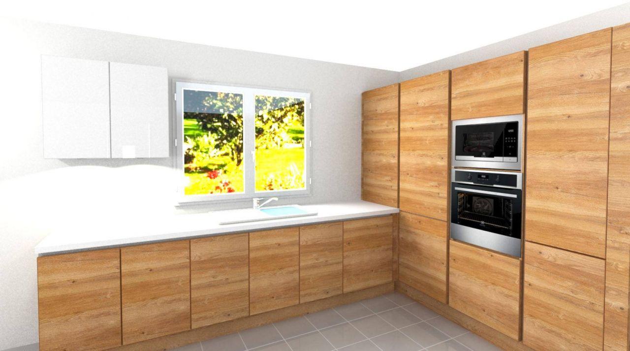 Votre avis sur cuisine ouverte 8 5m2 18 messages for Cuisine ouverte 5m2