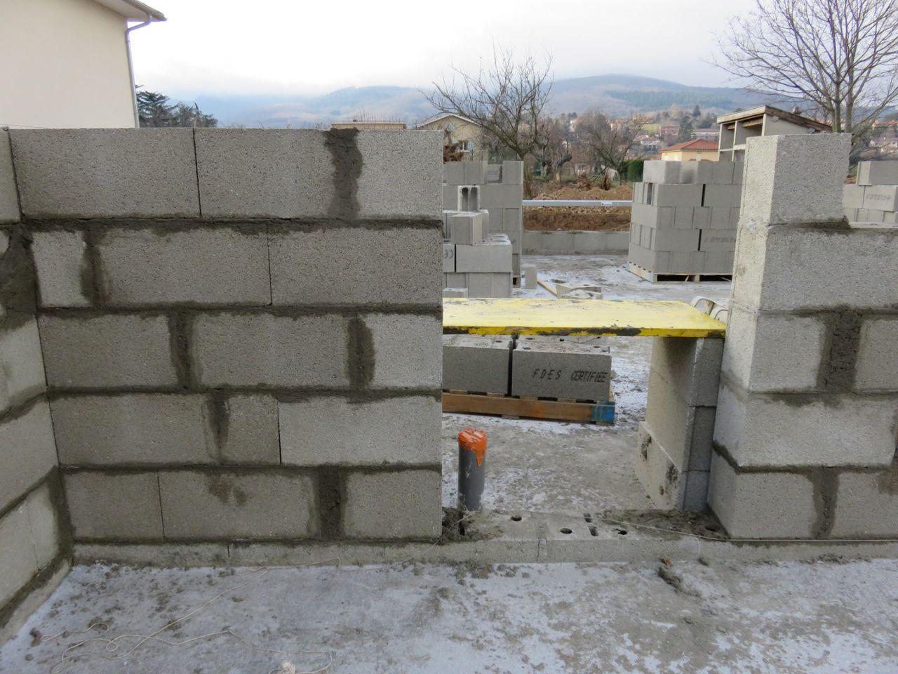 Porte décalée de 70 cm :'(