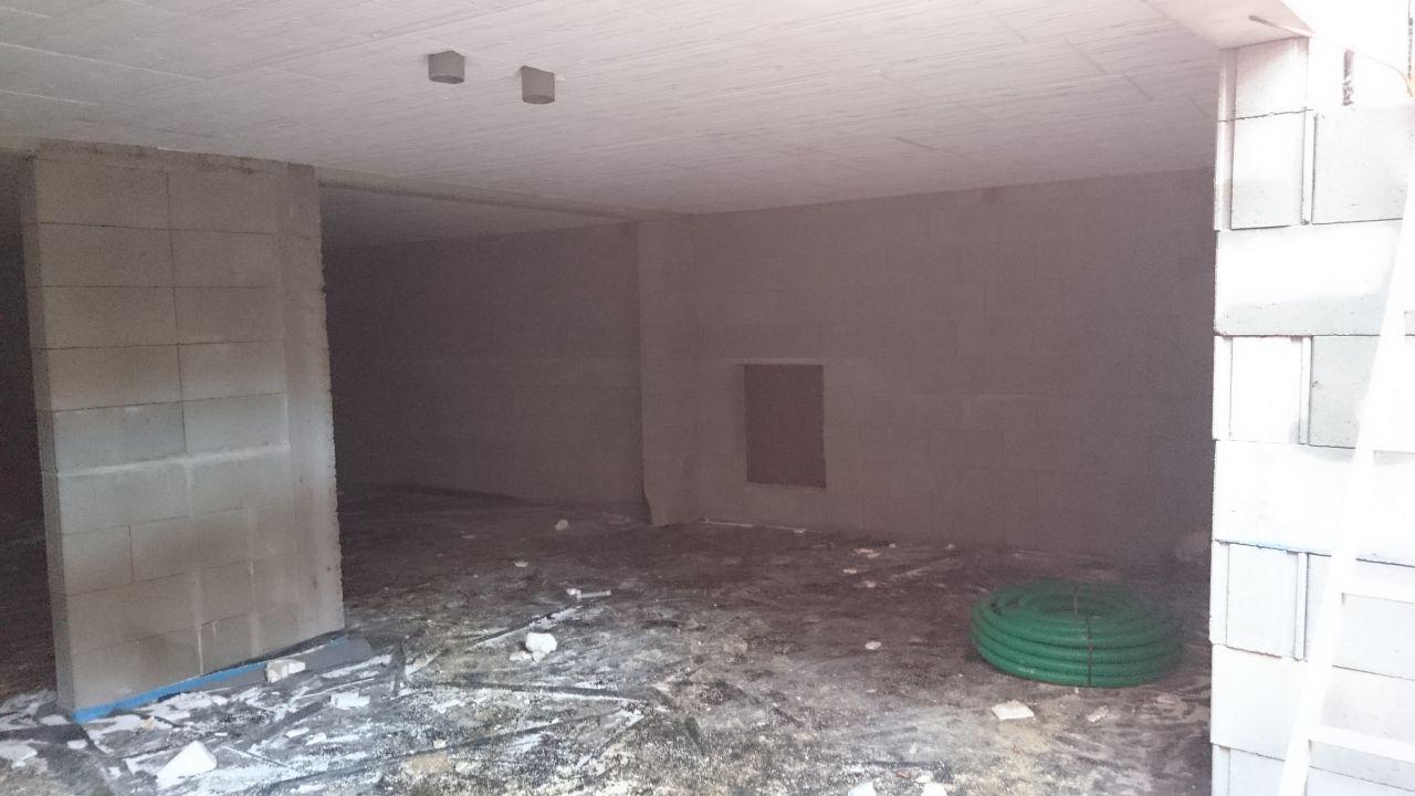 Sous-sol sans etai