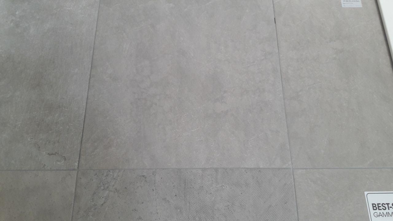 """""""Rodano Acero"""", le carrelage pour la SDB, les WC et le cellier"""