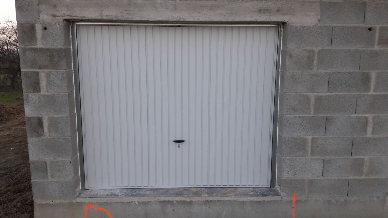 Porte du garage