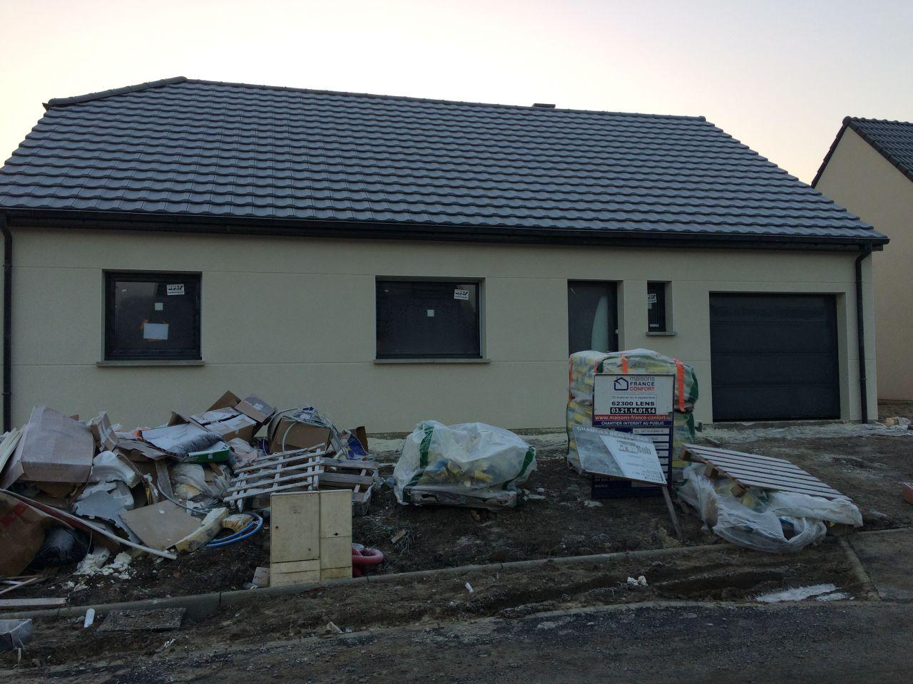 Cout construction maison france confort maison moderne for Forum maison france confort