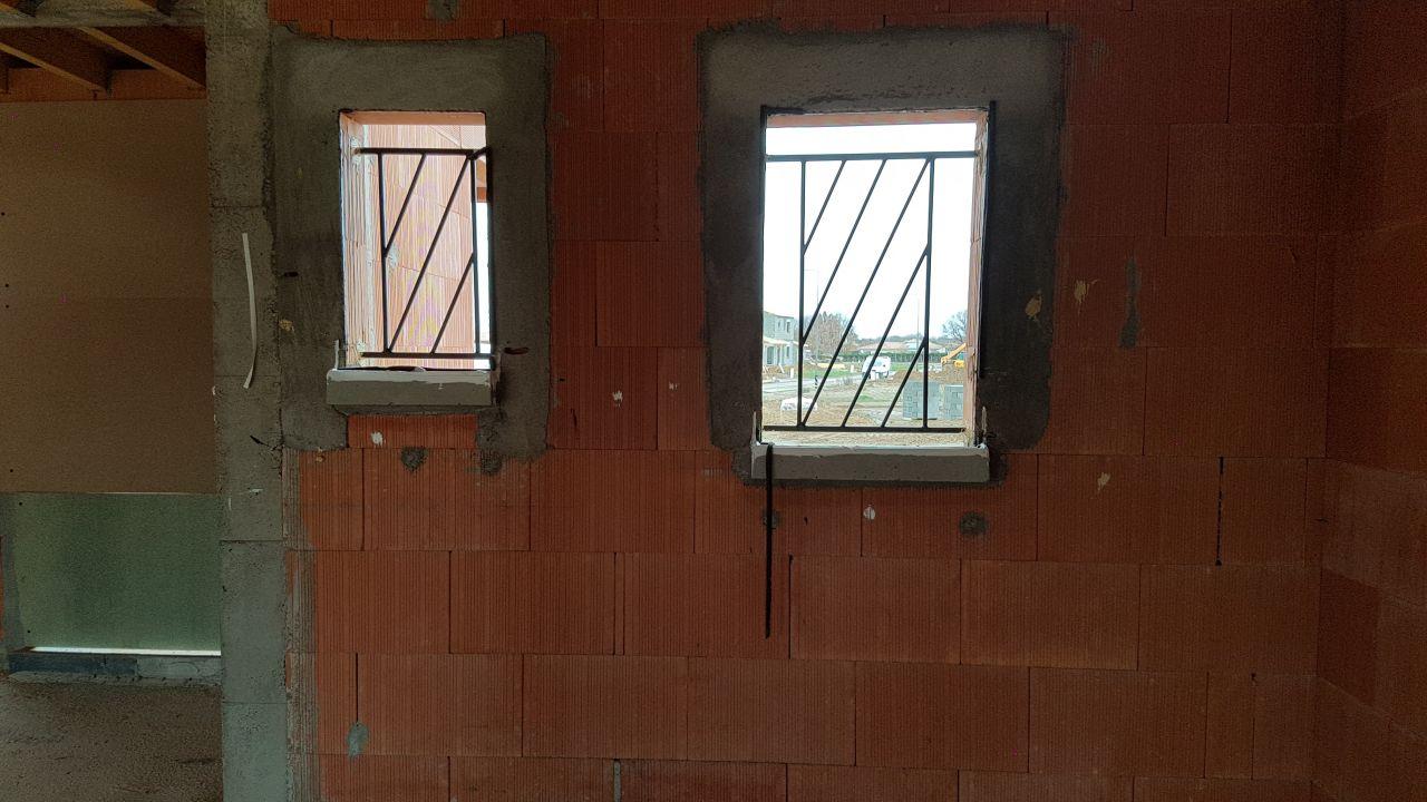 Plus de fenêtres...