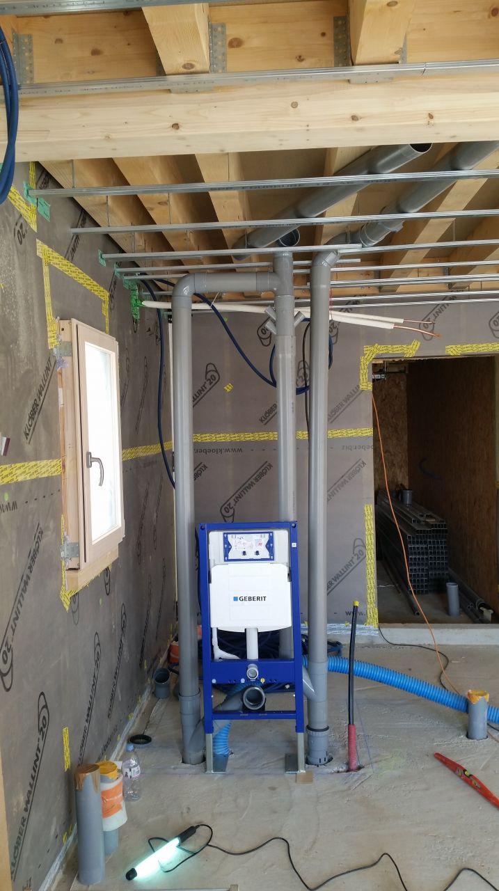 Avis sur schema d 39 vacuation 2nd oeuvre en - Ventilation primaire wc ...