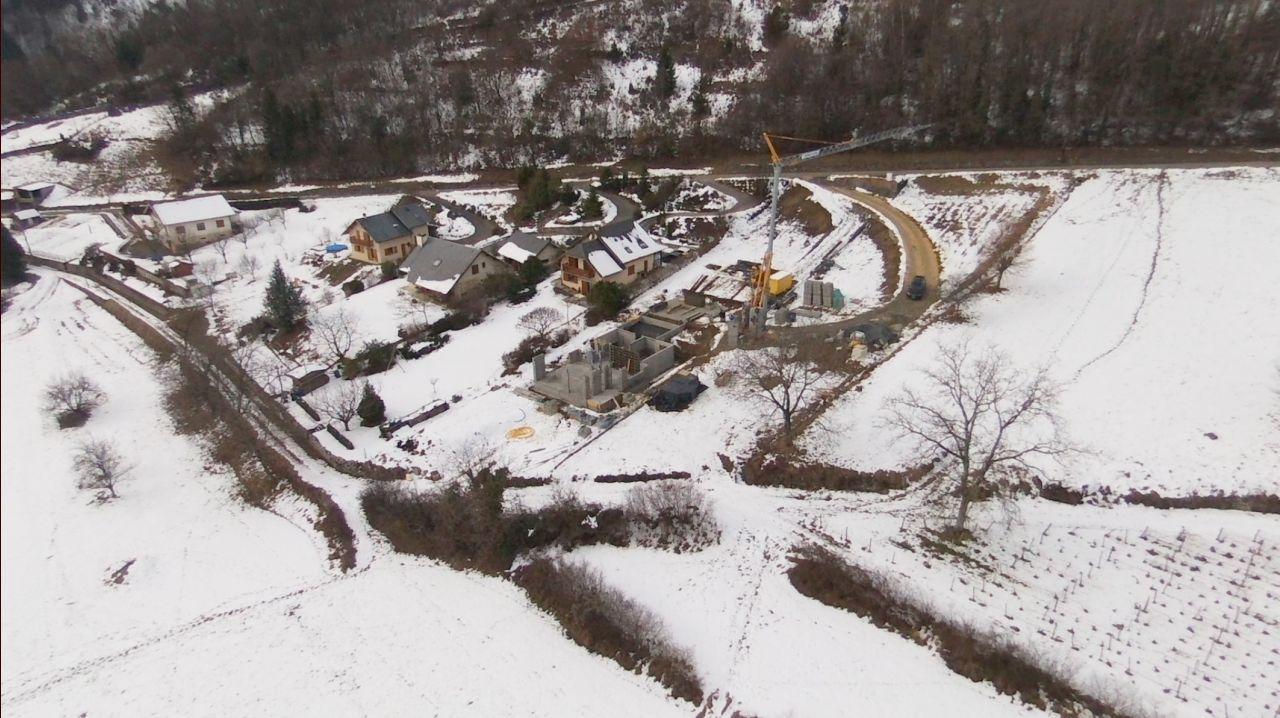Constructions parpaing - Savoie (73) - janvier 2017