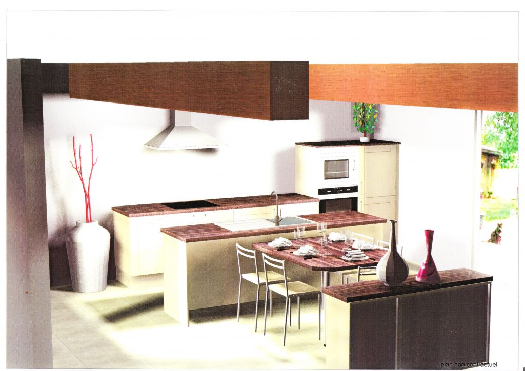Renovation d 39 une longere dans le centre manche manche for Cuisine 7000 euros